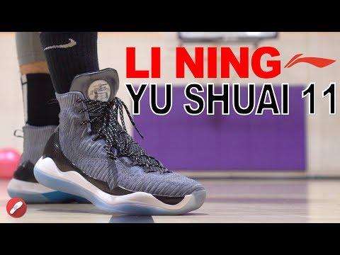Li-Ning Yu Shuai 11 Premium Performance Review!