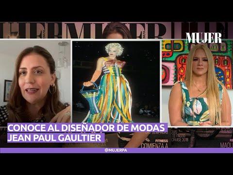 Conoce al diseñador Jean Paul Gaultier I Mujer