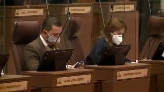 Problemas en nuevo edificio legislativo afectan trámite de proyectos de ley