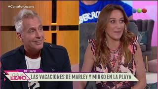 Marley en el diván - Cortá Por Lozano 2020