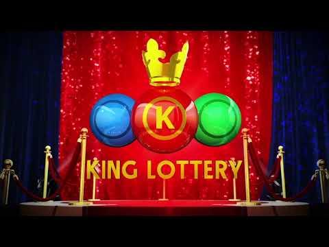 Draw Number 00395 King Lottery Sint Maarten