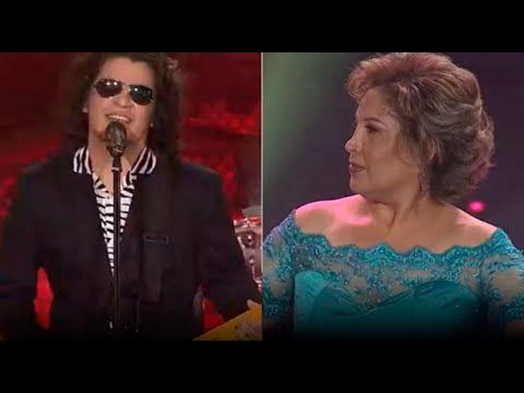 Andrés Calamaro sorprendió al retar a Cecilia Bracamonte
