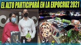 Santa Cruz y El Alto estrechan lazos - El Alto Participará en la Expocruz 2021
