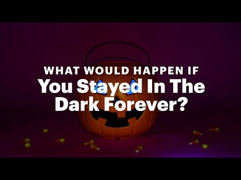 connectYoutube - What Would Happen If You Stayed In The Dark Forever?