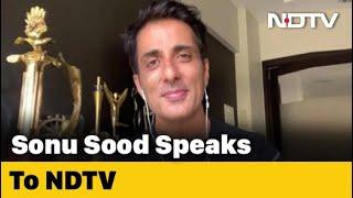 Sonu Sood, Twitter's Hero For Helping Migrants, Speaks To NDTV   Coronavirus Lockdown - NDTV