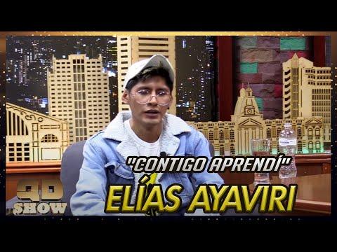 Elías Ayaviri - Contigo Aprendí