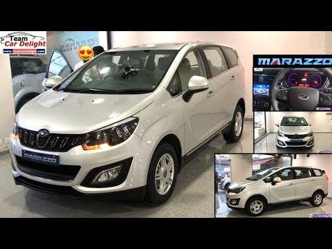 Marazzo M6 Interior,Exterior Walkaround With Features | Marazzo Silver Colour
