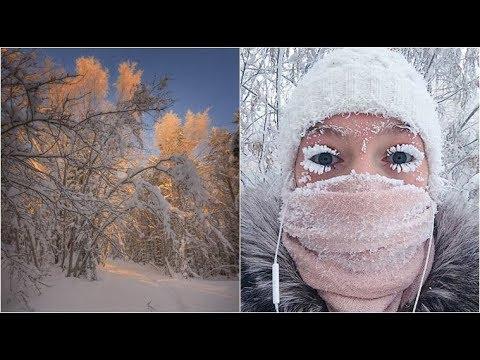 connectYoutube - COLDEST Places on Earth People Actually Live