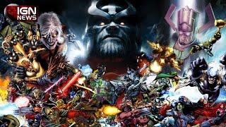 Marvel's Kevin Feige Explains Upcoming Slate Plan - IGN News