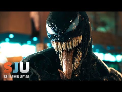Let's Talk About That New VENOM Trailer! - SJU