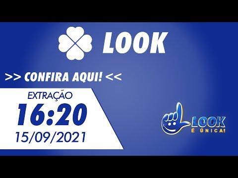 Resultado do Jogo do Bicho Look Goiás 16:20 – Resultado da Look 15/09/2021