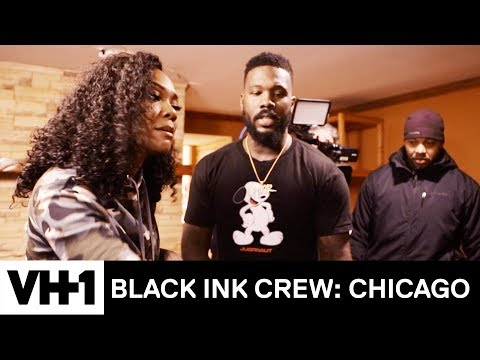 Peep Your Favorite Moments from Season 3   Black Ink Crew: Chicago