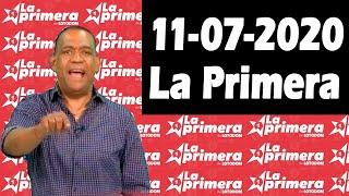 Resultados y Comentarios LOTERIA LA PRIMERA 11-07-2020 (CON JOSEPH TAVAREZ)