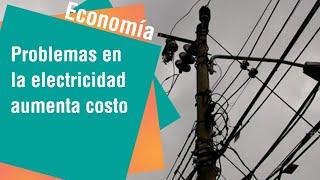 Problemas en la electricidad en barrio la Favorita norte de Pavas