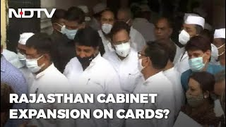 Rajasthan News: Key Congress Meet In Rajasthan Amid Talks Of Cabinet Expansion - NDTV