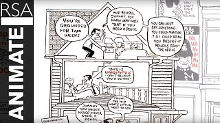 RSA Animate - The Truth About Dishonesty
