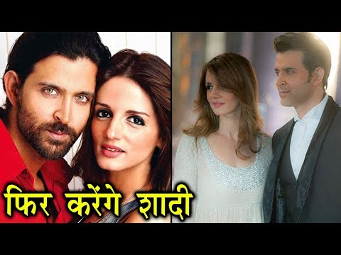 connectYoutube - Hrithik Roshan And Sussane Khan To Get Married Again