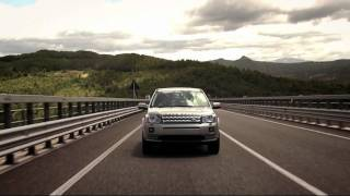 Launch film of 2011 Land Rover Freelander 2