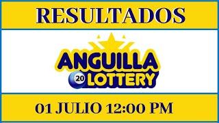 Resultados de la Lotería Anguilla Lottery de hoy 01 de Julio del 2020