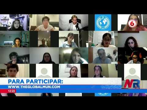 250 jóvenes vivirán experiencia de la ONU
