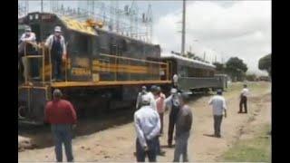 El tren está listo para operar en su primera fase