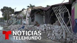 Un nuevo y potente sismo sacude a Puerto Rico   Noticias Telemundo