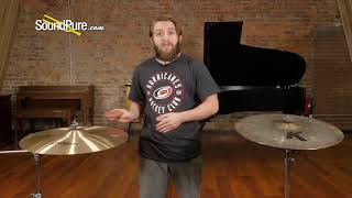 Effects of Hammering and Lathing Cymbals - Sound Pure Gear Tip