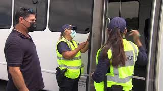 NTSP continúa orientando a concesionarios mediante ferias de seguridad para vehículos comerciales
