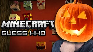 Minecraft: GUESS WHO! - Halloween Edition