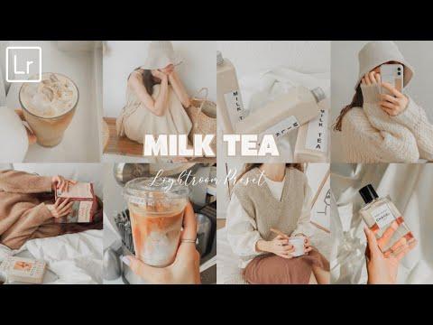 How-to-edit-MILK-TEA-PRESET- -