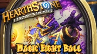 Hearthstone Deck Spotlight: Amaz Eight Ball
