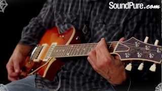 McInturff Carolina Custom Les Paul Style Electric Guitar | Sound Pure Halloween Special