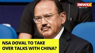 China refuses to de-escalate | NSA Doval to take over talks with China? | NewsX - NEWSXLIVE