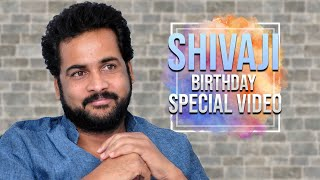 Actor Shivaji Birthday Special Video - Producer Prasanna Kumar | Latest Tollywood News | TFPC - TFPC