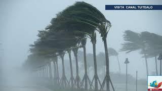 'Cristóbal' retoma fuerza y se convierte otra vez en tormenta tropical rumbo a EEUU