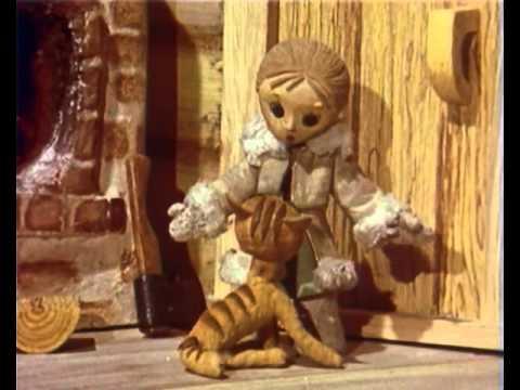 Кадр из мультфильма «Подарёнка»