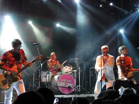 Me first and the gimme gimmes seattle