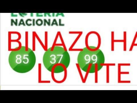 NUMEROS PARA HOY (85-37)BINGAZO HAY MI GENTE