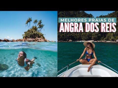 PASSEIO DE LANCHA E PRAIAS DE ANGRA DOS REIS RJ | Prefiro Viajar