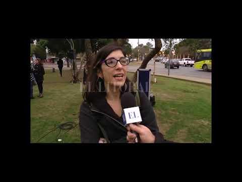 """SE PRESENTÓ EL LIBRO """"VIDA Y MILITANCIA DE LAURA CARLOTTO�"""