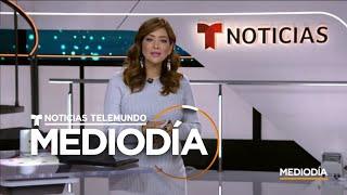 Noticias Telemundo Mediodía, 31 de diciembre 2019   Noticias Telemundo