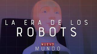 LA ERA DE LOS ROBOTS: los conquistadores de la pandemia #NuevoMundo