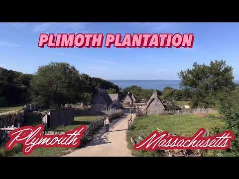 PLIMOTH-PLANTATION-พิพิธภัณฑ์ท