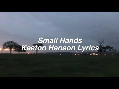 connectYoutube - Small Hands || Keaton Henson Lyrics