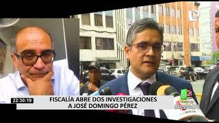 José Domingo Pérez: abren investigación por sus declaraciones sobre proceso judicial de Keiko