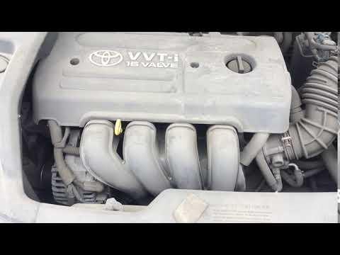 Toyota Avensis 2008 m dalys