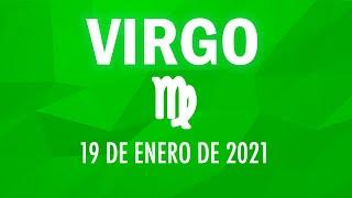 ? Horoscopo De Hoy Virgo - 19 de Enero de 2021