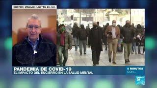 """Claudio Toppelberg: """"Las restricciones sociales han provocado una cronificación del estrés"""""""