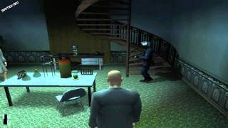 Hitman Contracts Walkthrough - Mission #1 - Asylum Aftermath