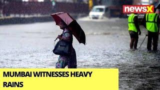 Mumbai Witnesses Heavy Rains | NewsX Ground Report  | NewsX - NEWSXLIVE